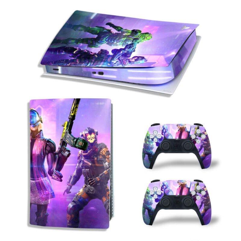 COD Season 11 Anniversary Skins Purple PS5 Digital Decal Skin