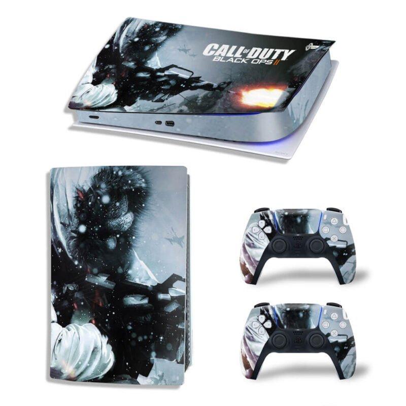 Call Of Duty Black Ops II Snow Encounter PS5 Digital Skin