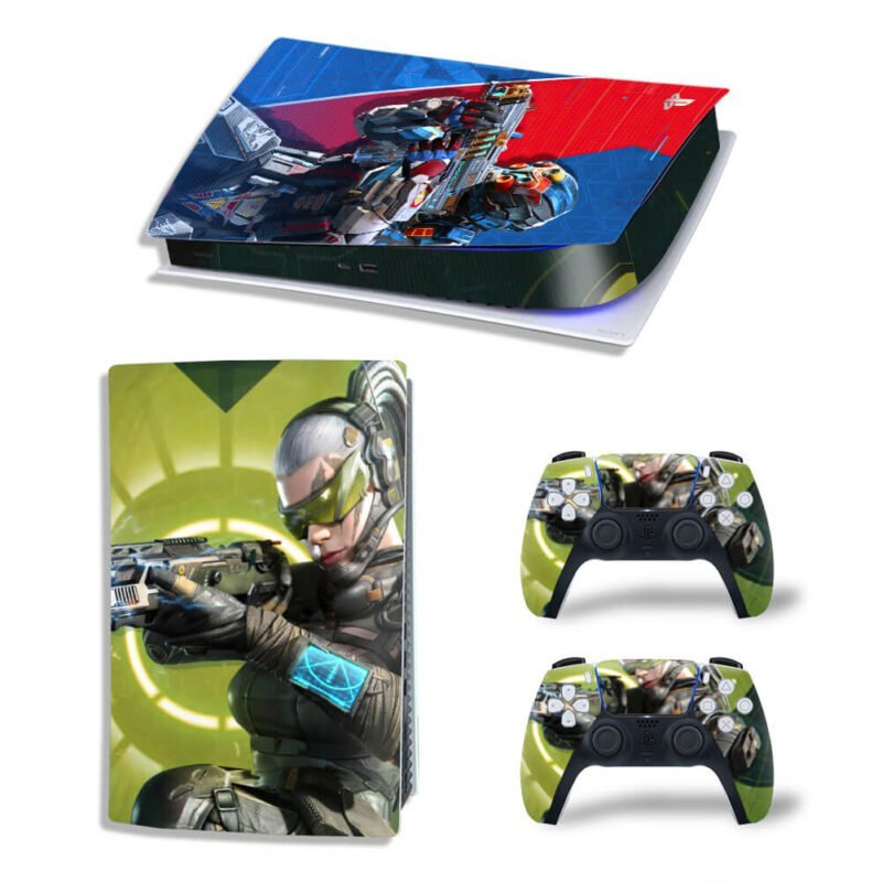Call Of Duty Mobile Playable Character Siren PS5 Digital Skin
