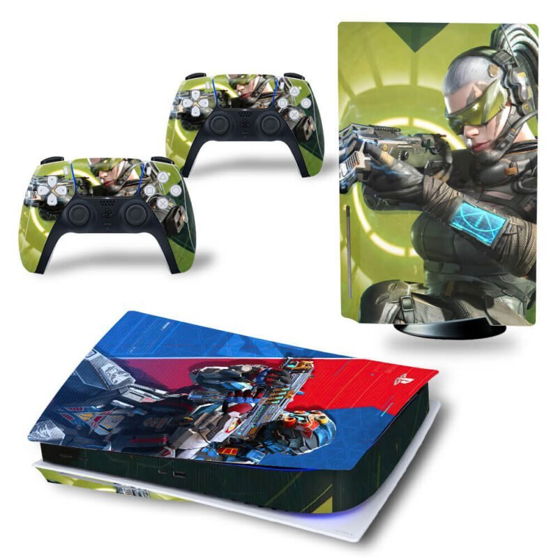 Call Of Duty Mobile Siren Intense Game PS5 Disk Skin