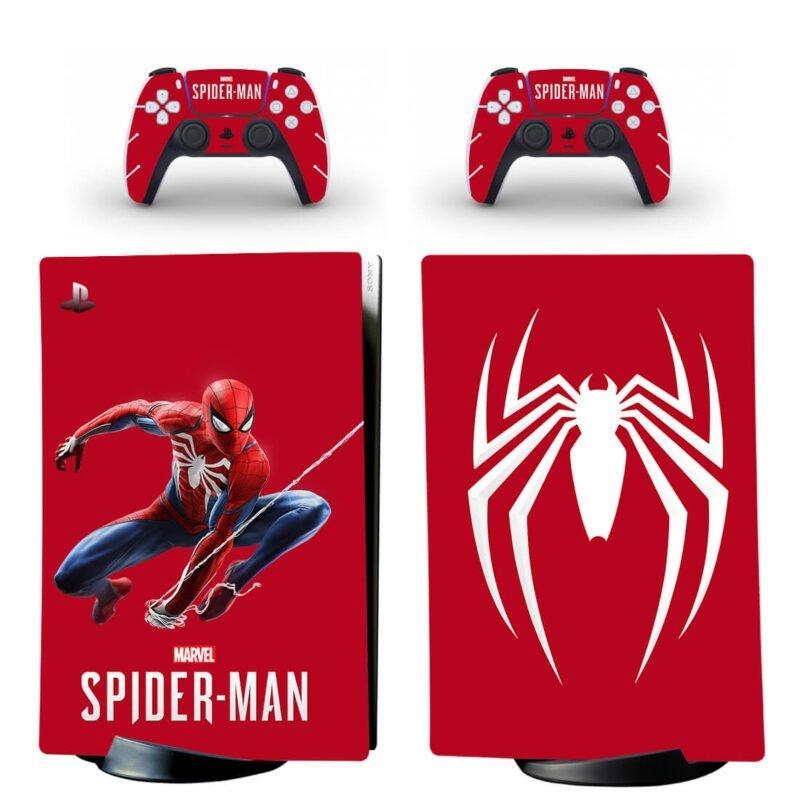 Marvel's Spider-Man Web Shoot PS5 Digital Decal Skin