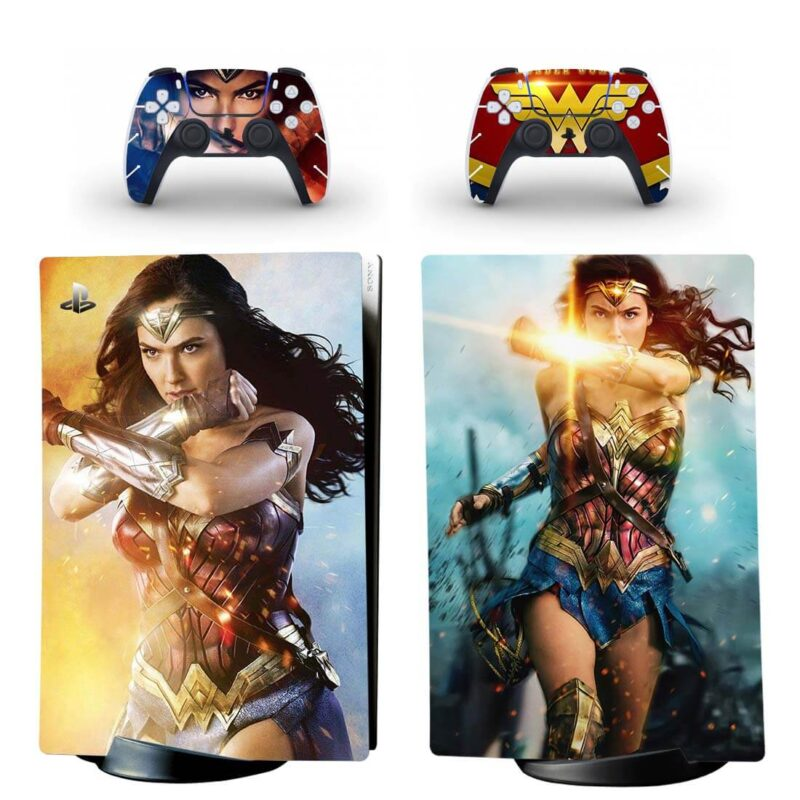 Wonder Woman Bracelets of Submission PS5 Digital Cover