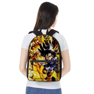 Dragon Ball GT Kid Goku With Super Shenron Wonderful Backpack