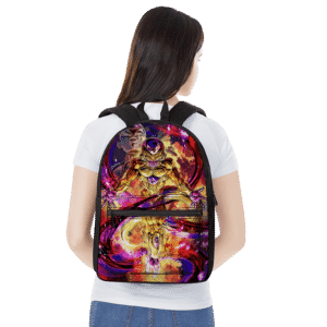 Dragon Ball Z Golden Frieza All Charged Up Awesome Backpack