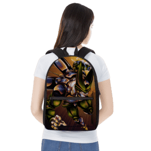 Dragon Ball Z Perfect Cell Attack Contrast Art Dope Backpack