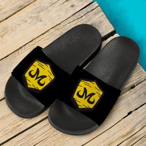 Dragon Ball Z Team Emblem Babidi Majin Crest Fantastic Slide Footwear
