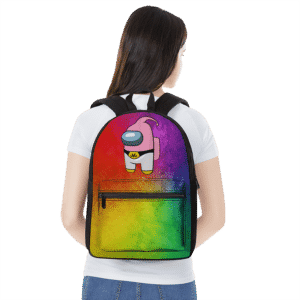 Dragon Ball Among Us Majin Buu Parody Cute Backpack