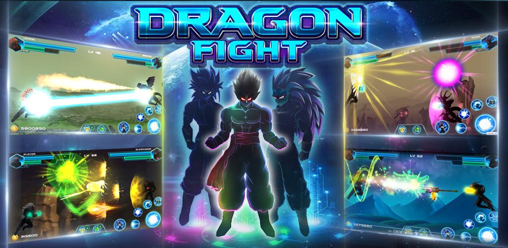 Dragon Fight Shadow: Super Hero Battle Of Warriors